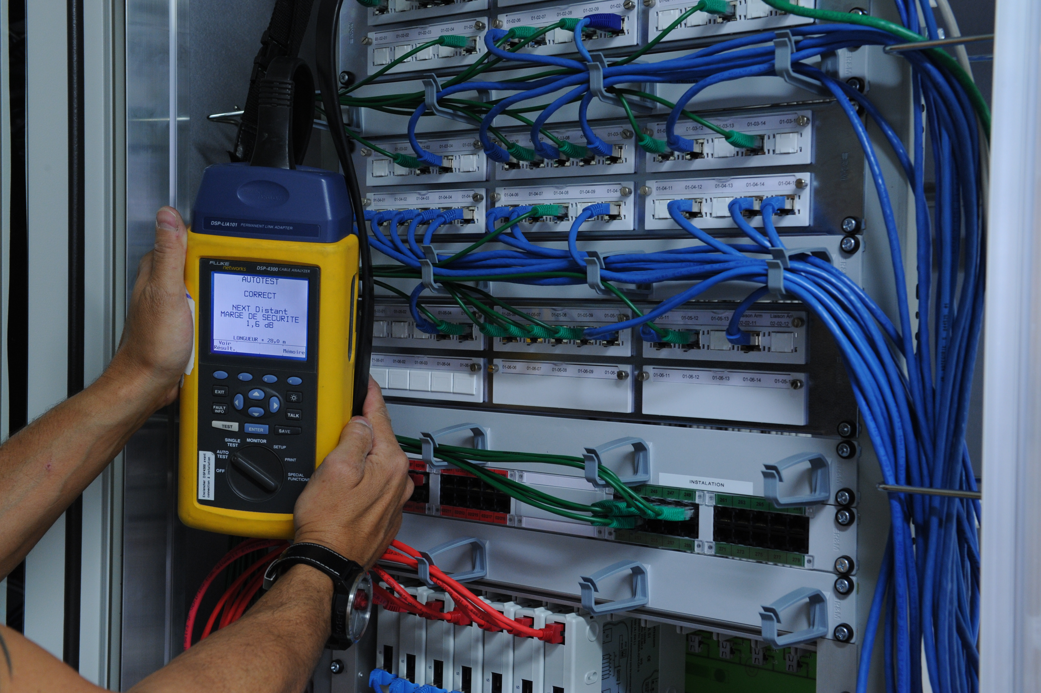 f9cfc3d34a27cb Câblage informatique, Jeanfavre SA télécom et réseau