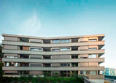 Immeuble Chemin de Bérée 36 Lausanne