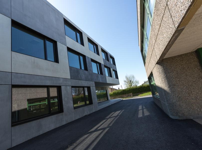 Bâtiment communaux et collèges Le Mont-sur-Lausanne