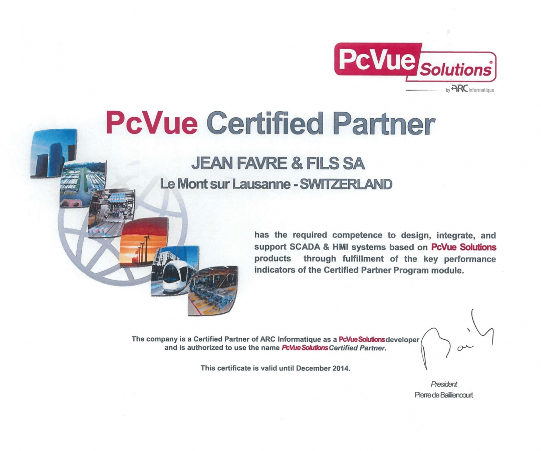 Automation – PcVue Solutions