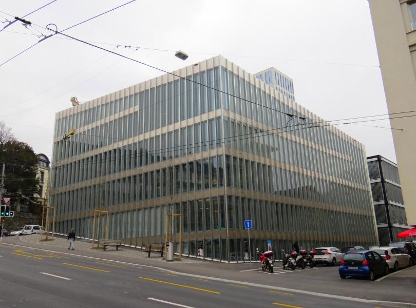 Complexe administratif Edipresse Lausanne