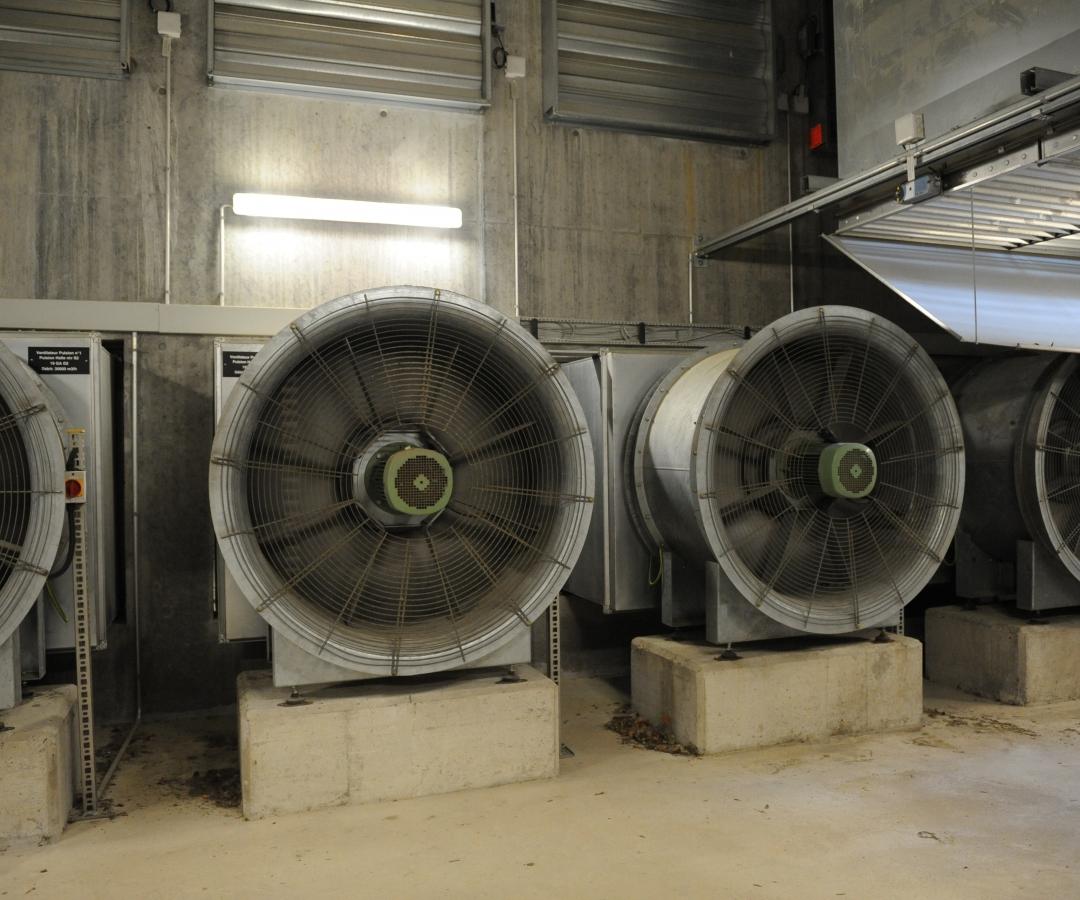 Gestion HVAC & MCR