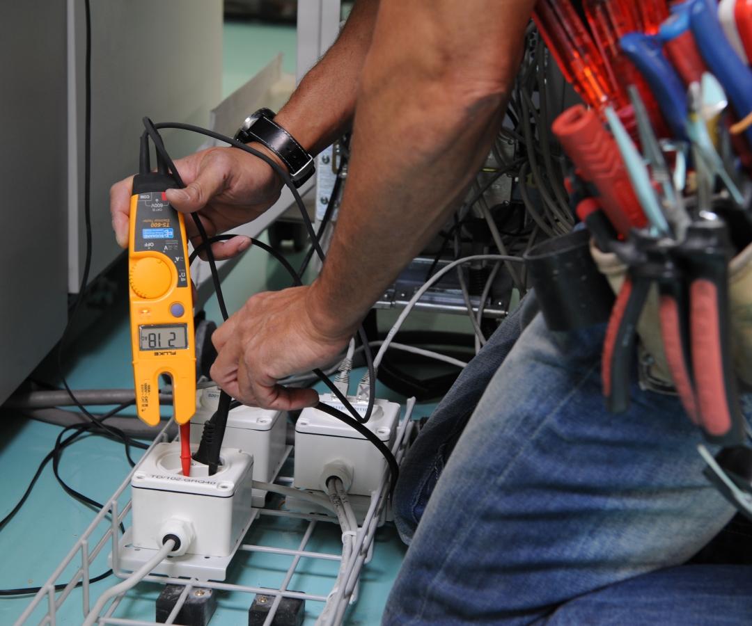Contrôle installation électrique