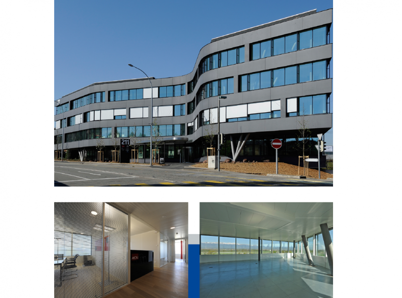 Ferney 211 Bâtiment administratif