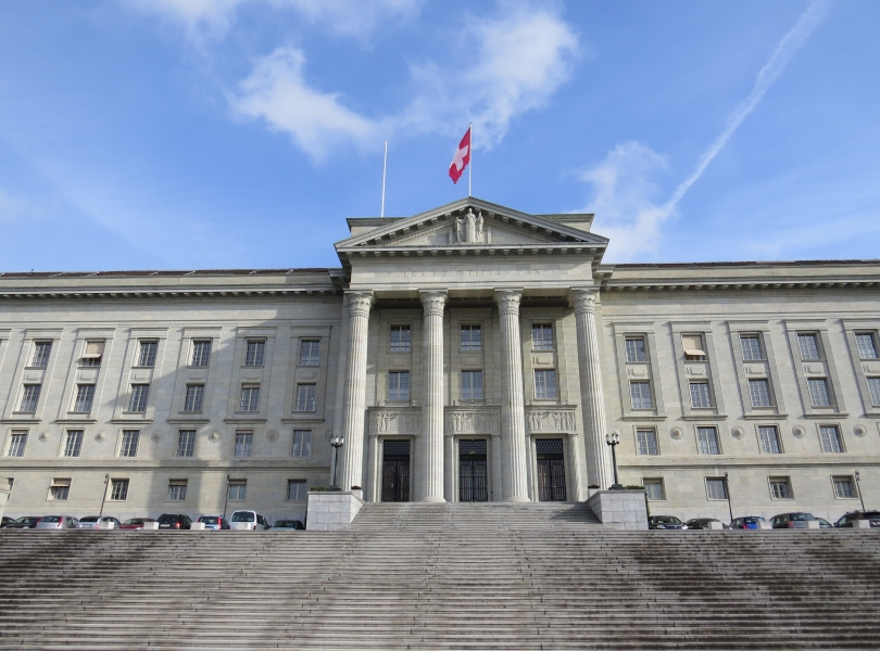 Tribunal Fédéral – Lausanne