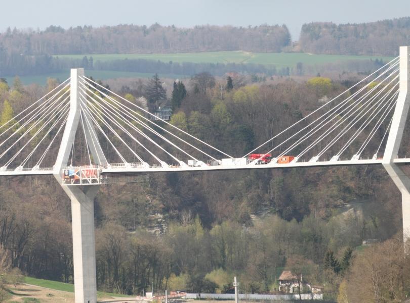 Projet Pont de la Poya H182