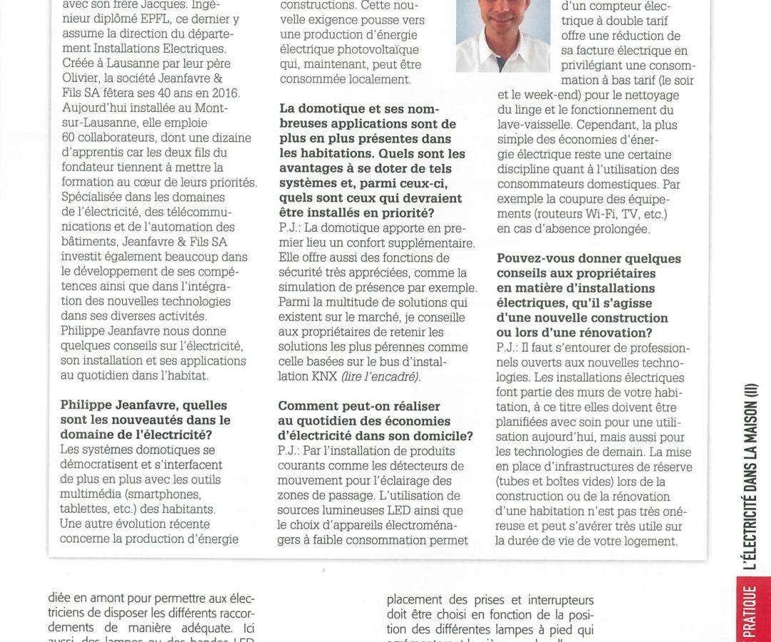 Article – Propriété – Juillet-Aout 2015