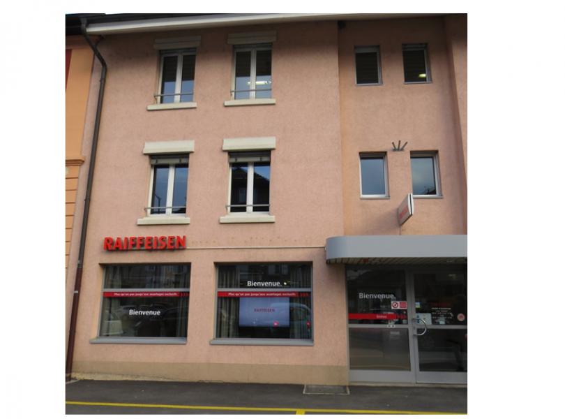 Raiffeisen du Gros-de-Vaud