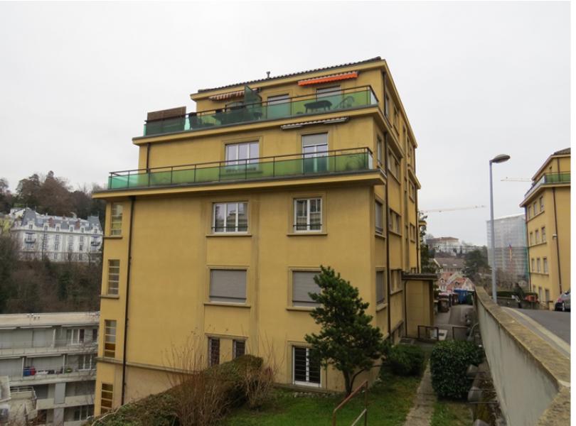 Immeubles avenue de Riant-Mont 18-19-20, Lausanne