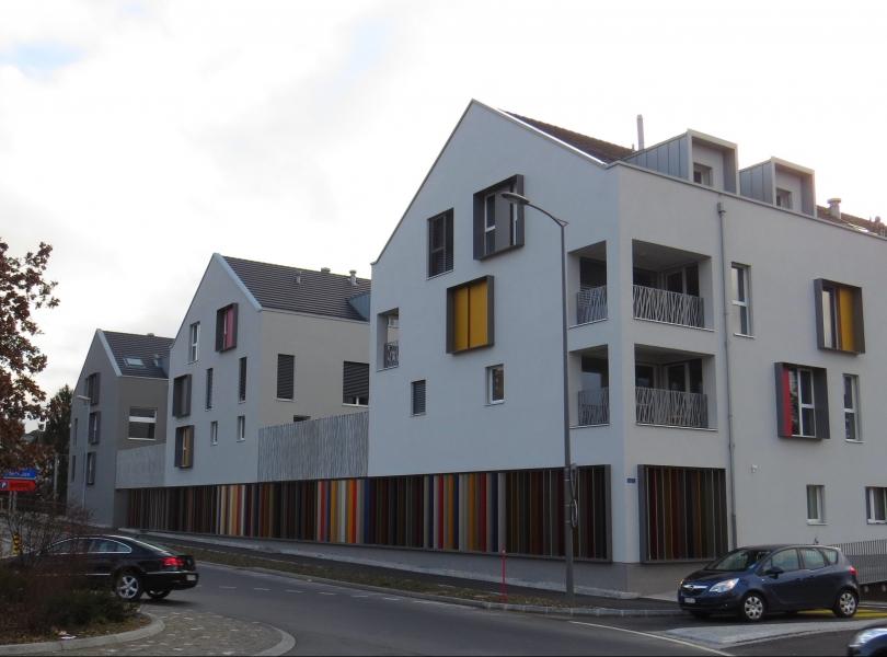 Immeubles route de Lausanne – Echallens