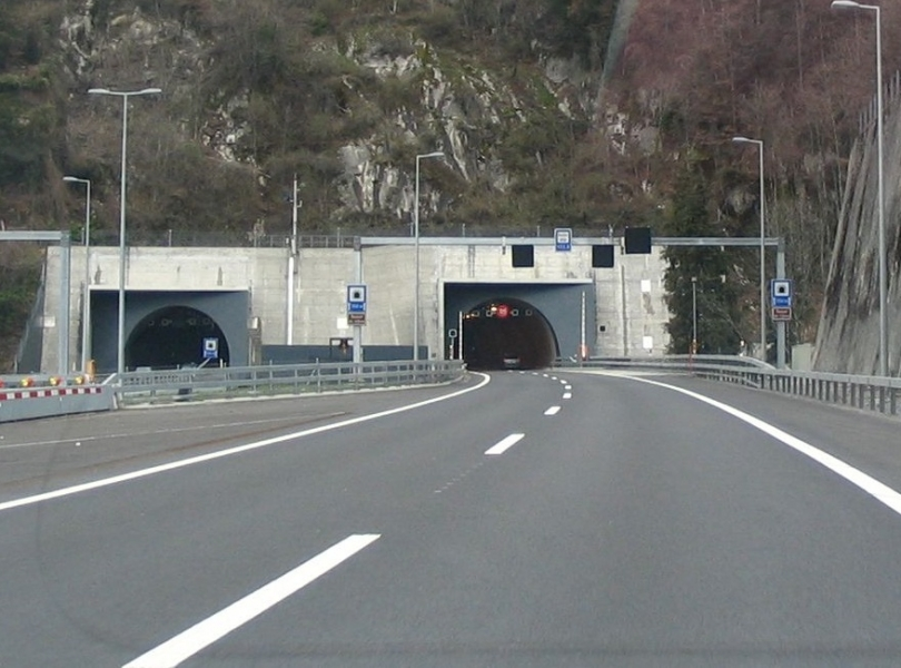 Tunnel du Glion