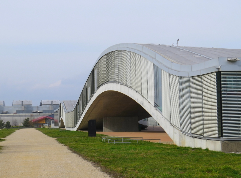 EPFL / Rolex Learning Center