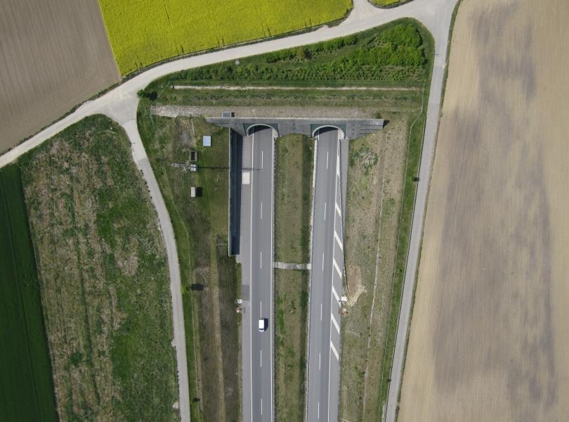 Tunnels de Pomy et d'Arrissoules